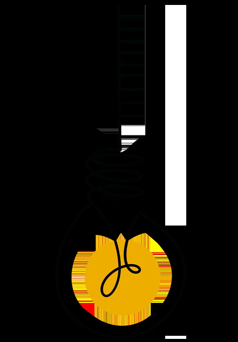 illustration of lightbulb